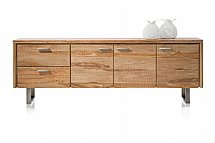 Barrow Clark - Seashamwood 3 Door 2 Drawer Sideboard