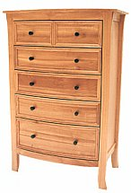 Halo - Sharwin 5 Drawer Tallboy