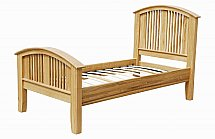 Barrow Clark - Bow High Footend Single Bedstead