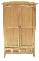 Barrow Clark - Bow Double Wardrobe