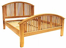 Barrow Clark - Bow High Footend Bedstead