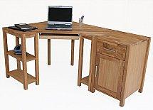 Barrow Clark - Ardennes Corner Office Desk