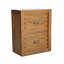 Barrow Clark - Cambridge Compact 2 Drawer Filing Unit