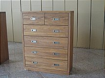Unique - Como 6 Drawer Chest