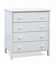 Stompa - Classic Kids 4 Drawer Chest