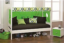 Stompa - Play Day Bed in Lime - Oasis