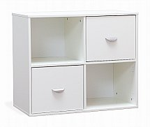 Stompa - Uno Cube Unit - White