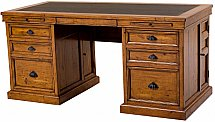 Baker Furniture - Irish Coast Large Desk