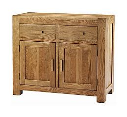 Barrow Clark - Oslo Oak 2 Door Sideboard