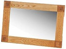 Barrow Clark - Oslo Oak Rectangular Mirror