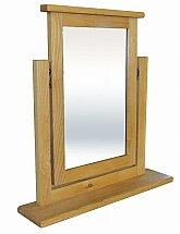 Barrow Clark - Oslo Oak Trinket Mirror