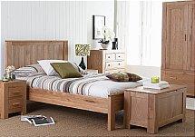 Barrow Clark - Oslo Oak Bedroom