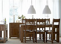 Barrow Clark - Oslo Oak Dining