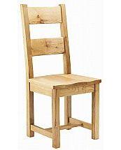 Barrow Clark - Oslo Oak Dining Chair Wooden Seat