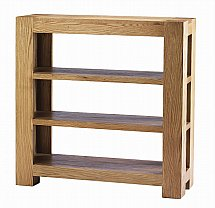 Barrow Clark - Oslo Oak Small Bookcase