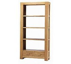 Barrow Clark - Oslo Oak Large Bookcase