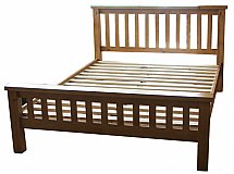 Barrow Clark - Gloucester 5Ft Bedstead