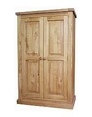 Barrow Clark - Gloucester Small 2 Door Wardrobe
