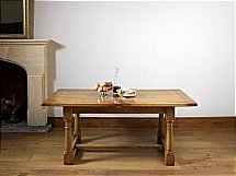 Old Charm - Chatsworth Extending Dining Table