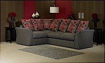 Cavendish - Carrie Pillowback Corner Sofa