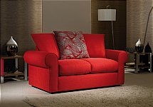 Cavendish - Lily 2 Seater Pillowback Sofa in Red