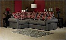 Cavendish - Lily Pillowback Corner Sofa