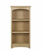 2850/Nathan-Shades-Oak-Mid-Single-Bookcase