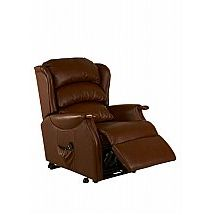 Celebrity - Westbury Leather Recliner