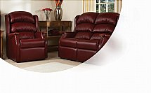 Barrow Clark - Chartwell Leather Suite