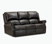 Celebrity - Grosvenor 3 Seater Leather Sofa