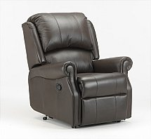 Barrow Clark - Arlington Petite Recliner