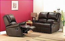 Celebrity - Grosvenor Leather Suite