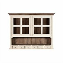 Barrow Clark - French Country Wide Dresser Top