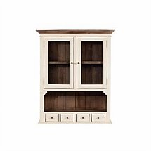 Barrow Clark - French Country Narrow Dresser Top