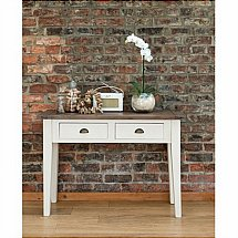Barrow Clark - French Country 2 Drawer Hall Table