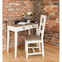 Barrow Clark - French Country Writing Bureau and Chair