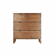 Barrow Clark - Driftwood 4 Drawer Chest