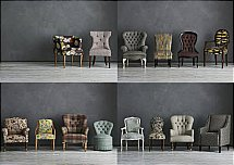 3755/Stuart-Jones-Occasional-Chairs
