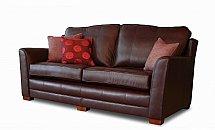 Wade Upholstery - Colorado Leather Sofa