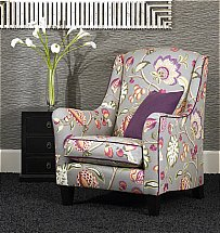 Wade Upholstery - Highgrove High Back Chair