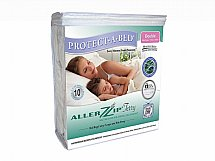 Protect A Bed - Allerzip Terry Cloth  Zippered Mattress Protector