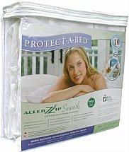 Protect A Bed - AllerZip Smooth Mattress Encasement