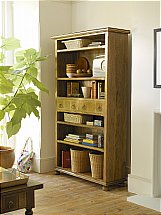 Baker Furniture - Flagstone Tall Bookcase
