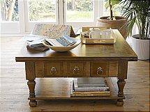 Baker Furniture - Flagstone Coffee Table