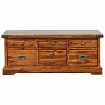 13395/Barkers-Collection/Raskelf-6-Drawer-Coffee-Table