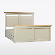 Barrow Clark - Maine Bed Frame with Storage