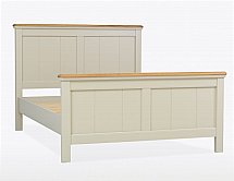 Barrow Clark - Maine Panelled Bed Frame