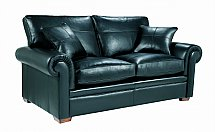 Duresta - Garrick 2.5 Seater Leather Sofa