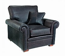 Duresta - Garrick Leather Armchair