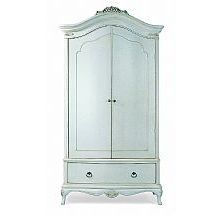 Willis and Gambier - Ivory Double Wardrobe